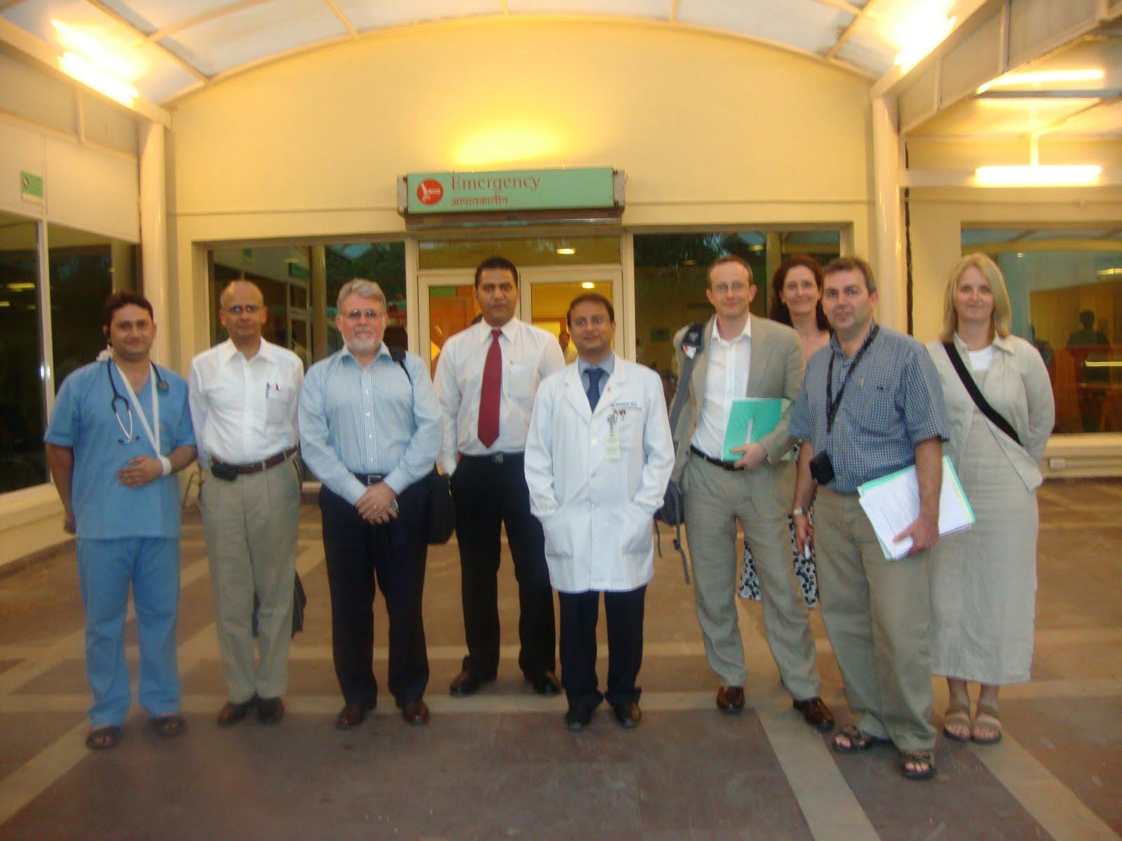 Max Emergency Medicine Interest Group   MEMIG  Indias First EM