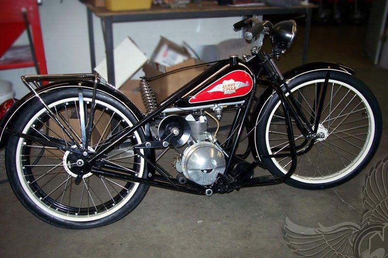 1950 simplex servi-cycle