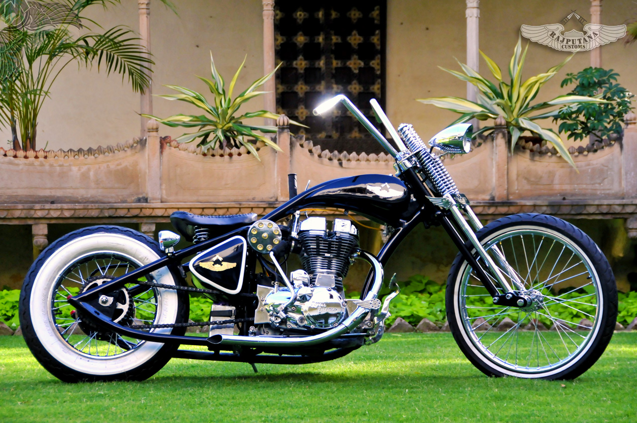 original gangster royal enfield rajputana custom motorcycles GAY MASTURBATION TRAILER   IMAGE #4. A young and gorgeous twink boy is eager ...