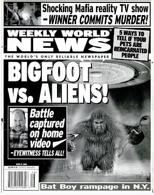 bigfoot news bigfoot lunch club google archives weekly world news