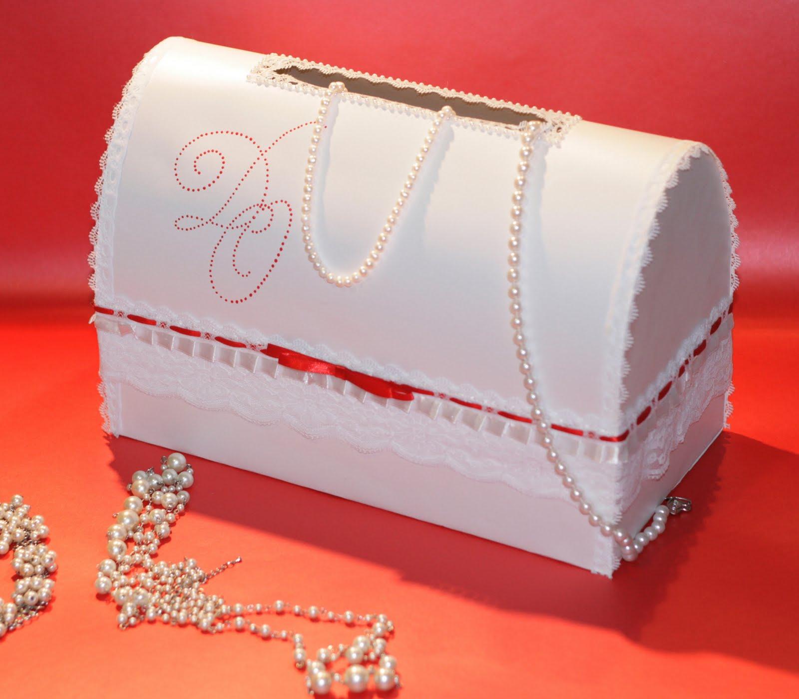 Как самому сделать сундучок для свадебных денег
