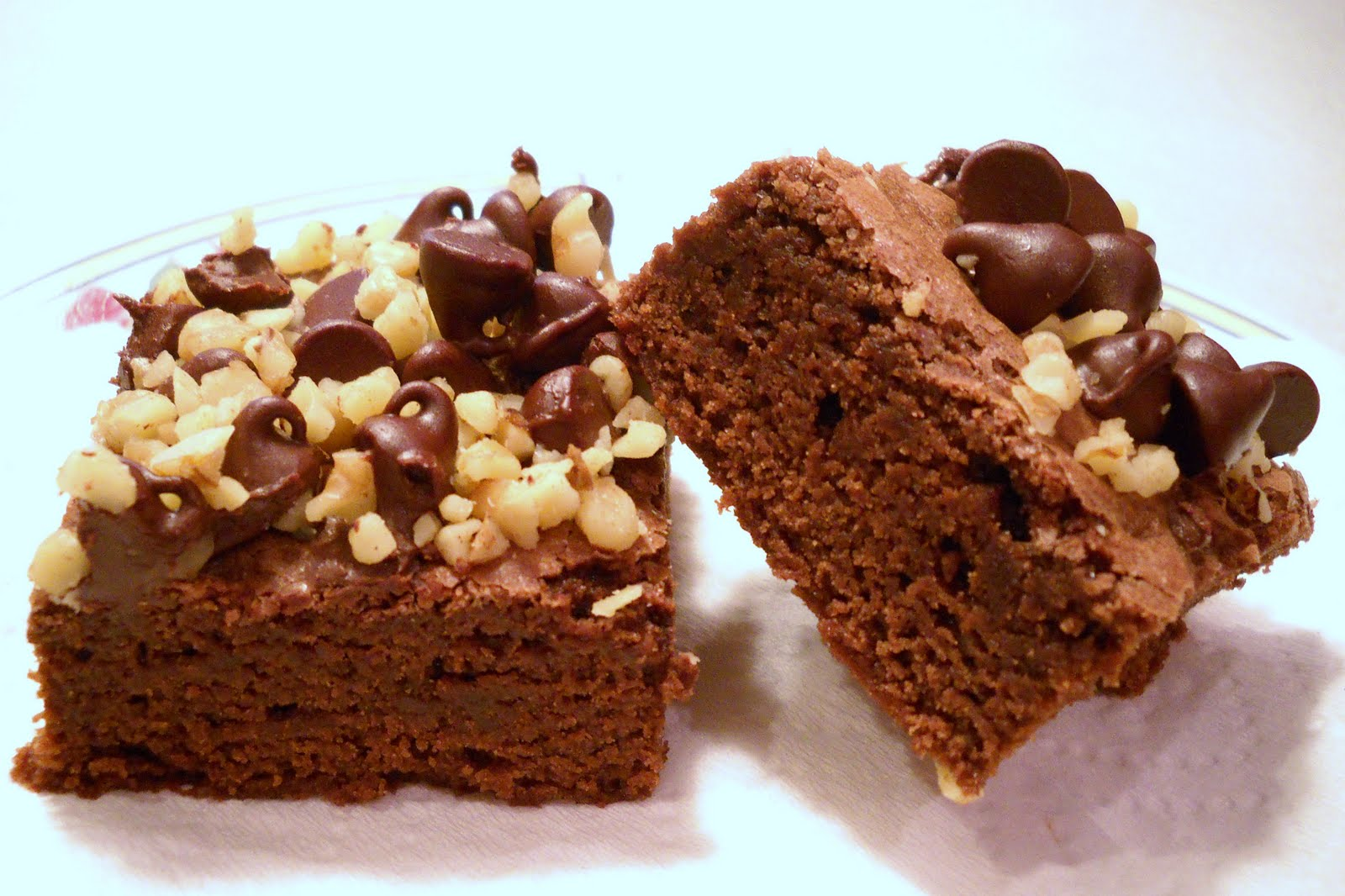 The Toll House Experiment: Craggy-Topped Fudge Brownies
