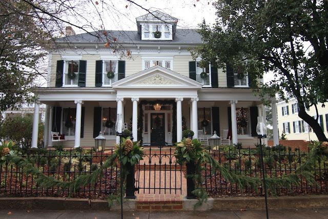 Exterior Fredericksburg of home