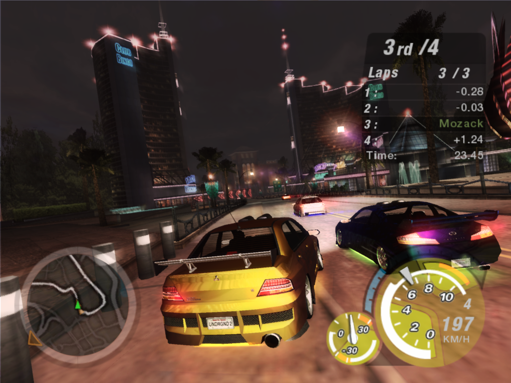 Need For Speed: Underground 2 Full Iso 1 LINK