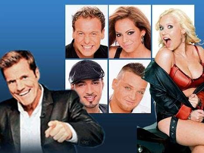 DSDS 2010: Top 5 Favoriten von Dieter Bohlen