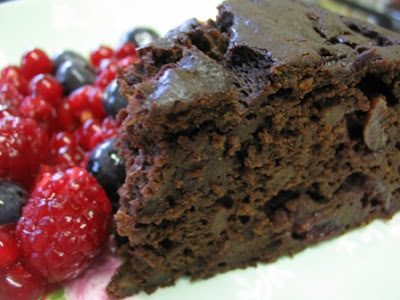Chocolate-Chestnut Mousse Cake Recipes — Dishmaps