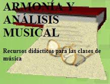 Armonía y Análisis Musical