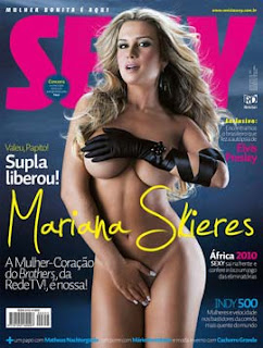 fotos da Mariana Skieres pelada na sexy