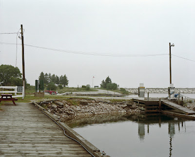 Harbour in Meldrum Bay