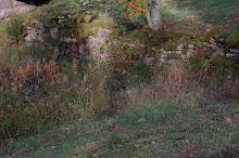 En gammal stenbro i närheten av torpet