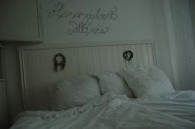 Sovrummet i lillstugan