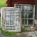 Härliga gamla fönster