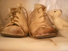 Dina första skor.