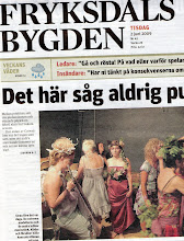 Från lokaltidningen