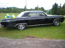 Oldsmobile äldre modell.