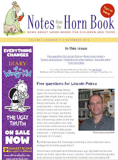 New Notes from the Horn Book