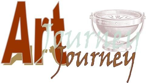 the journey logo. happy journey logo.