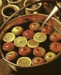 wassail color photograph