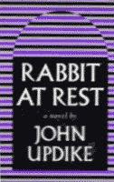 Rabbit at Rest by John Updike front cover