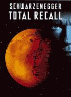 Total Recall region 1 DVD color sleeve