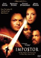 Imposter director' cut region 1 DVD color sleeve