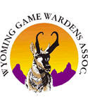 Wyoming Game Wardens Association logo
