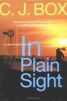 'In Plain Sight' by C. J. Box front cover