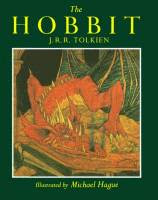 The Hobbit by J. R. R. Tolkien, illustrated by Michael Hague front cover