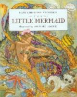 The Little Mermaid by Hans christian Anderson illustrated by Michael Hague front cover