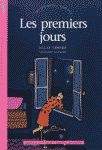 'Les Premiers Jours' with Eglal Errera front cover