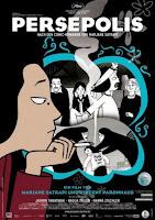 'Persepolis' film poster