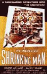 The Incredible Shrinking Man DVD issue front cover