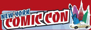 The New York City Comic-Con logo