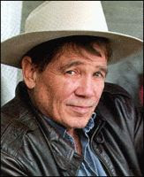 James Lee Burke color photograph