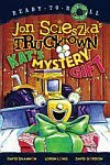 A color photo of the front cover of 'Kat's Mystery Gift' by Jon Scieszka.