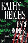 A color photo of the front cover of 'Bare Bones' by Kathy Reichs.