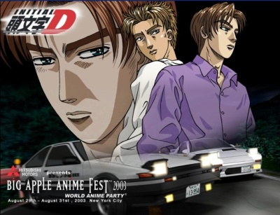 initial d second stage episode 3 naruto shippuden