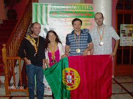 Jogos Espanhois - Almendralejo 2008