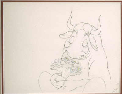 """Ferdinand the Bull"" (1938) [2 of 2] - Ferdinand Pencil"