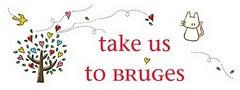 Ajudar não custa e a Maria e o Gato querem ir pra Bruges