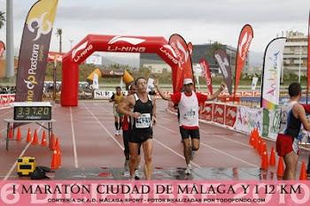 Maraton Malaga 2010