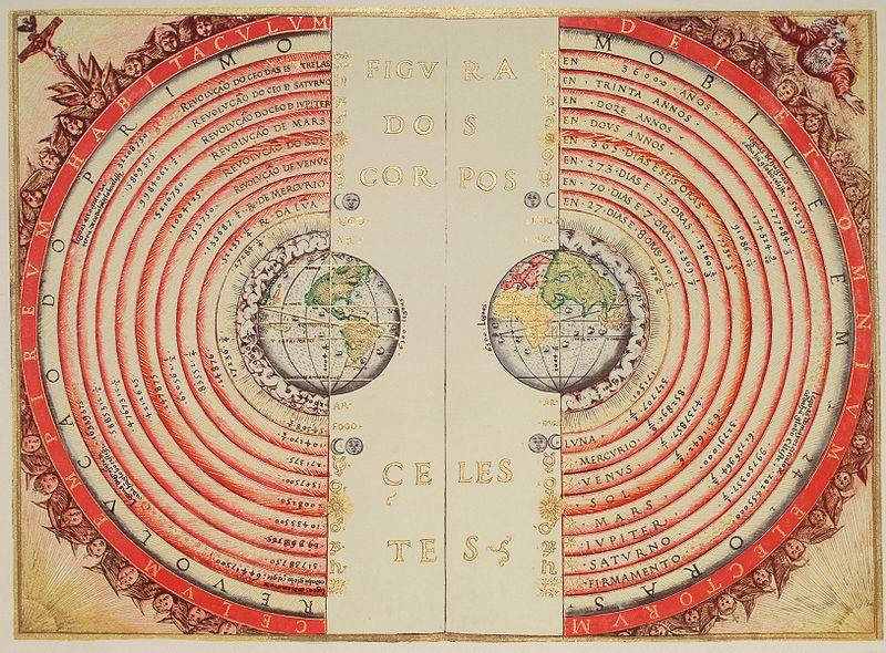 800px Bartolomeu Velho 1568 Matahari mengelilingi Bumi?