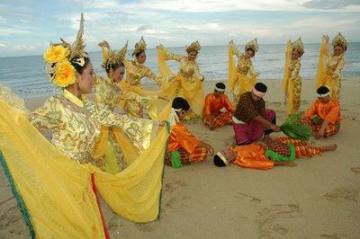Lagu tradisional terengganu Ulek Mayang