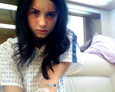 Demi Lovato Hospitalized on Demi Lovato Hospital Jpeg