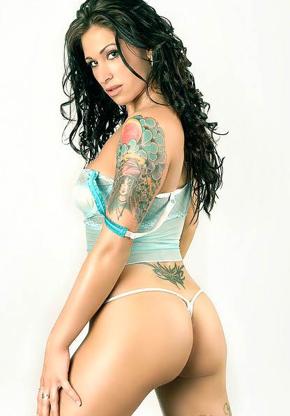 full sleeve tattoo women. Tattoo sleeve designs for