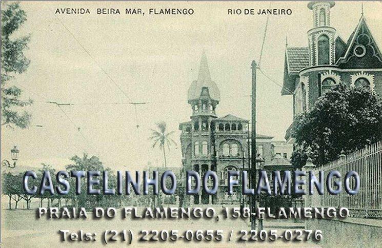 CASTELINHO DO FLAMENGO