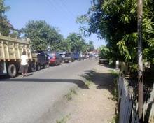 Parkir Mobil Pasar Sukanegeri