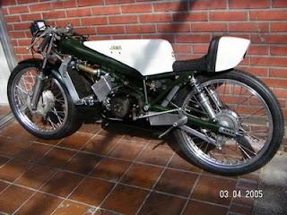 Jawa 50cc racer