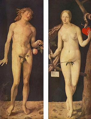Poesía visual: La verdad de Adán y Eva