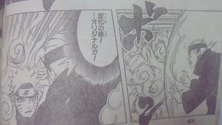 Spoiler 433 naruto manga 1